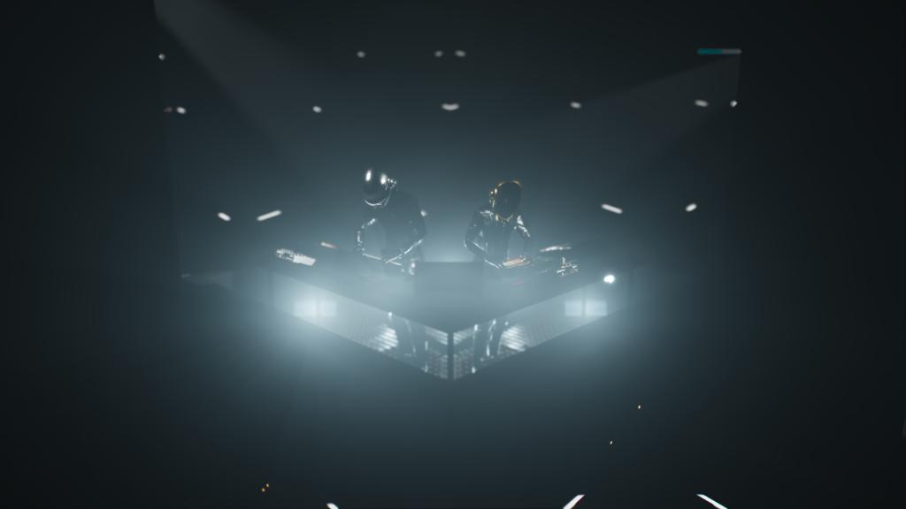 DAFT PUNK - A Last Virtual Concert